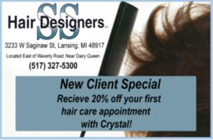 SS Hair Designers